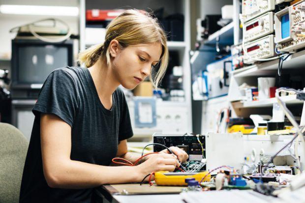 Successful Women Engineers